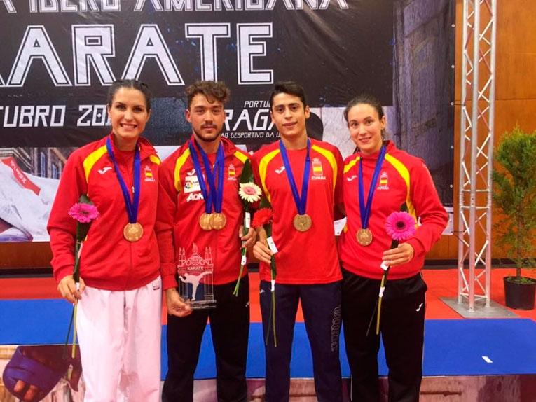 I Copa Iberoamericana de Karate